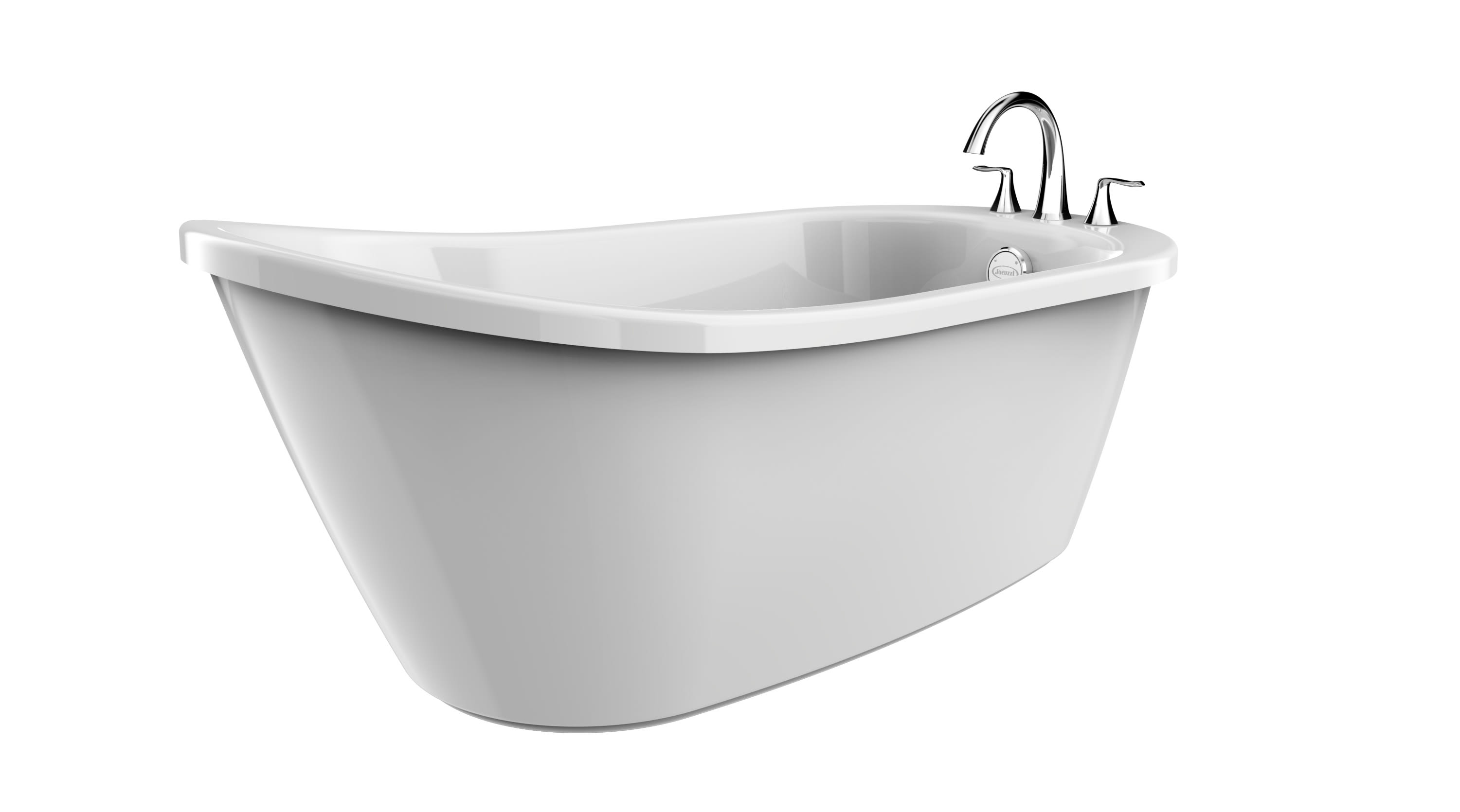 freestanding tag idea surround h w articles full with x acrylic inch duravit size bathtub