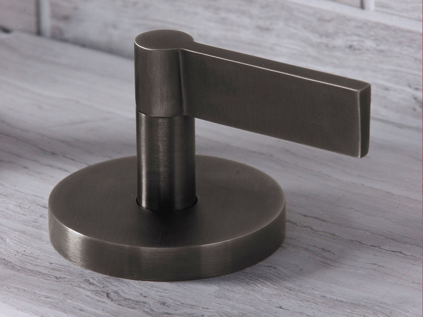 Kallista P24425-LV-CP Polished Chrome One Wall Mounted Double Lever ...