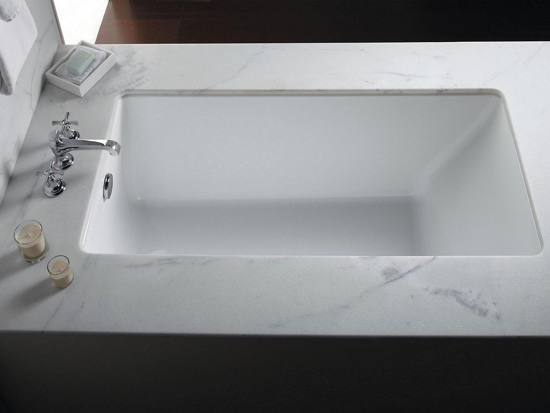 Kallista P50047-00-0 Stucco White Perfect 60\
