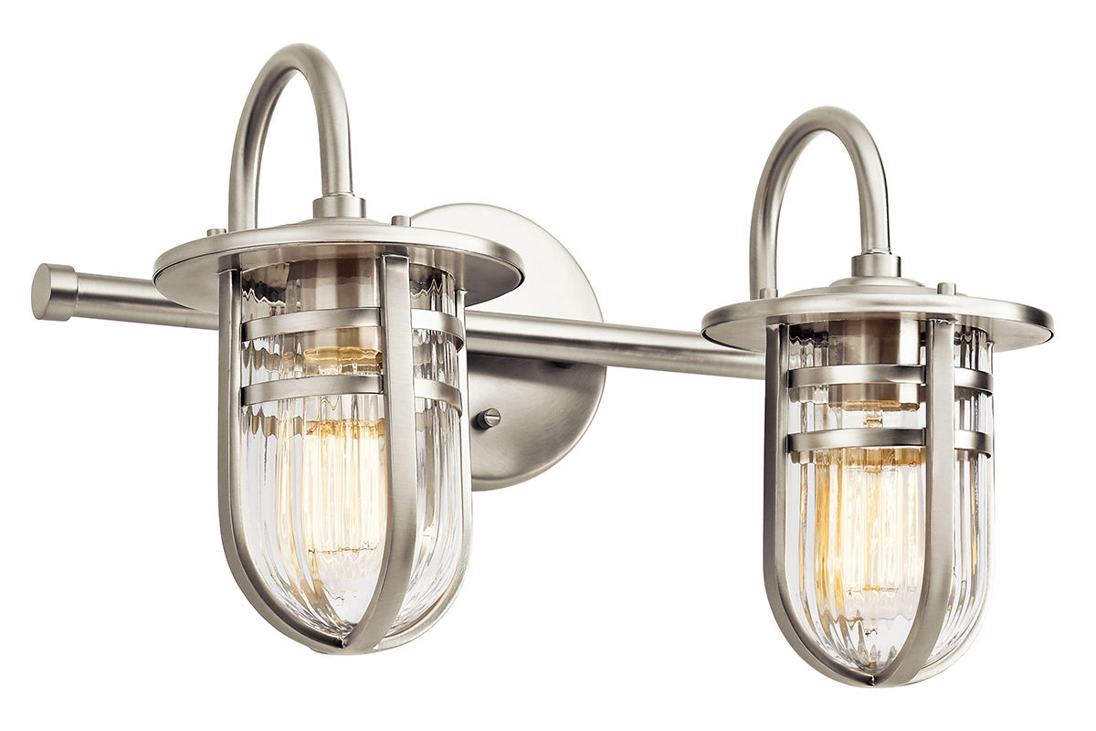 Nautical bathroom light fixtures - Kichler 45132