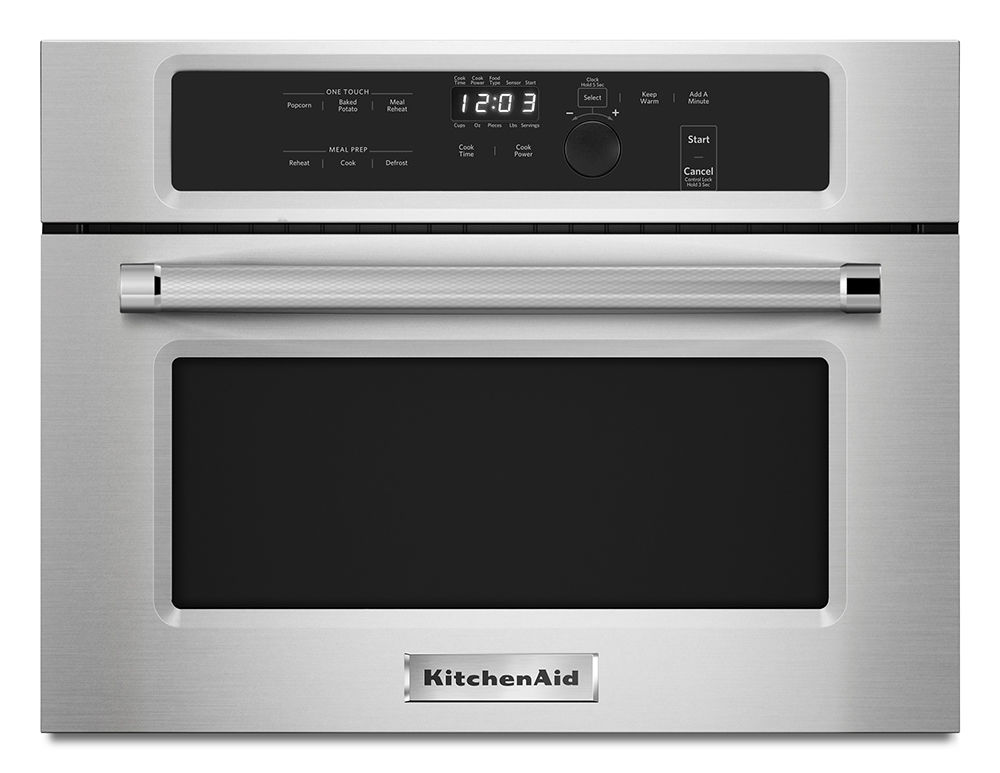 kitchenaid kmbs104e - build