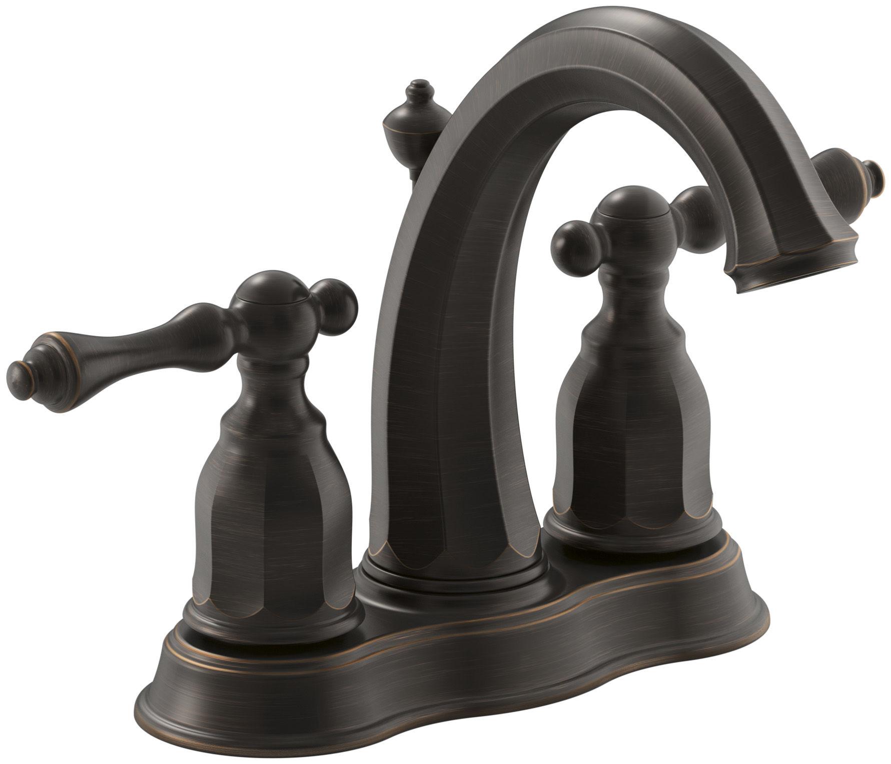 Kohler Lavatory Faucet - K-13490-4