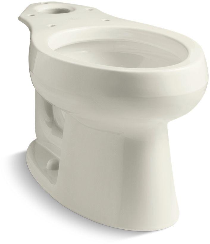 Pleasant Kohler K 4198 95 Ice Grey Wellworth Elongated Toilet Bowl Uwap Interior Chair Design Uwaporg