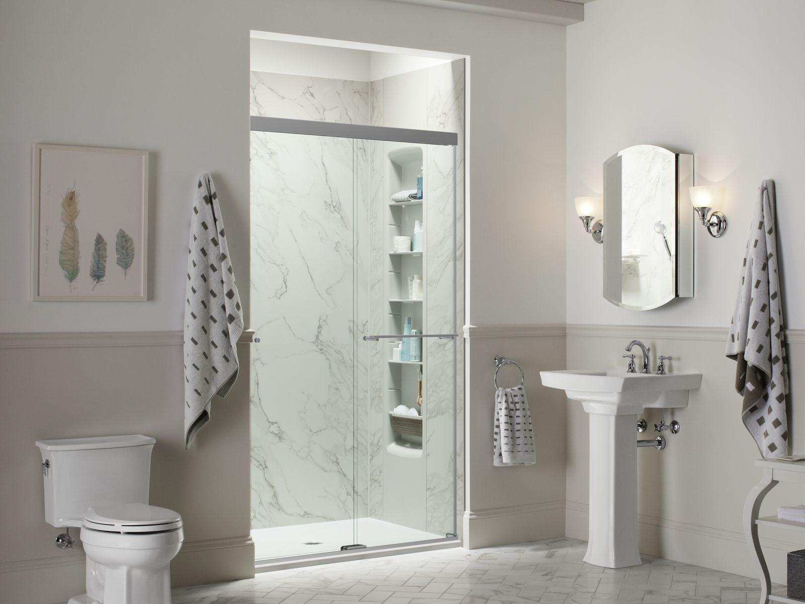 Kohler Shower Doors Shower Ideas Buzmon