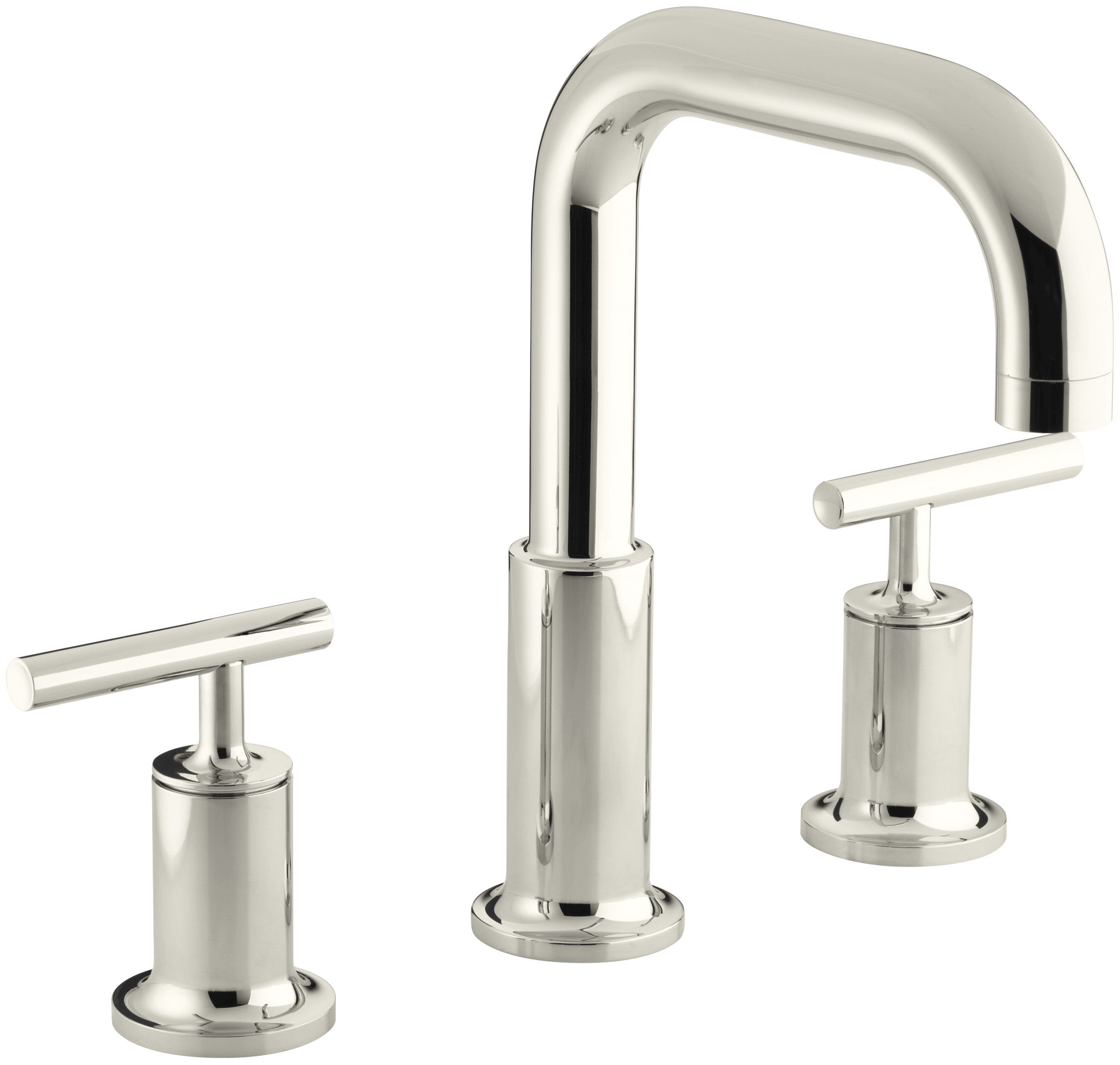 tub modern bathroom waterfall faucets bathtub faucet good kohler ultra widespread