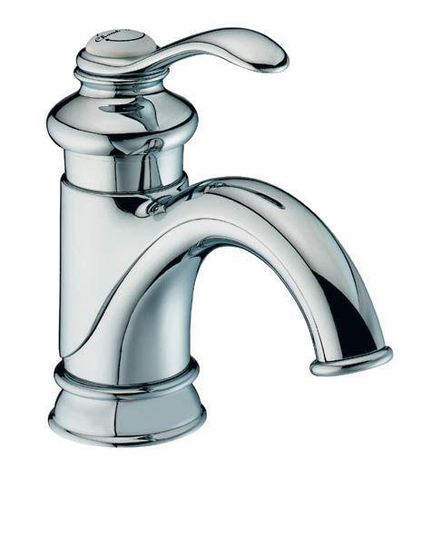 Kohler K-12182-BN Brushed Nickel Fairfax Single Hole Bathroom Faucet ...