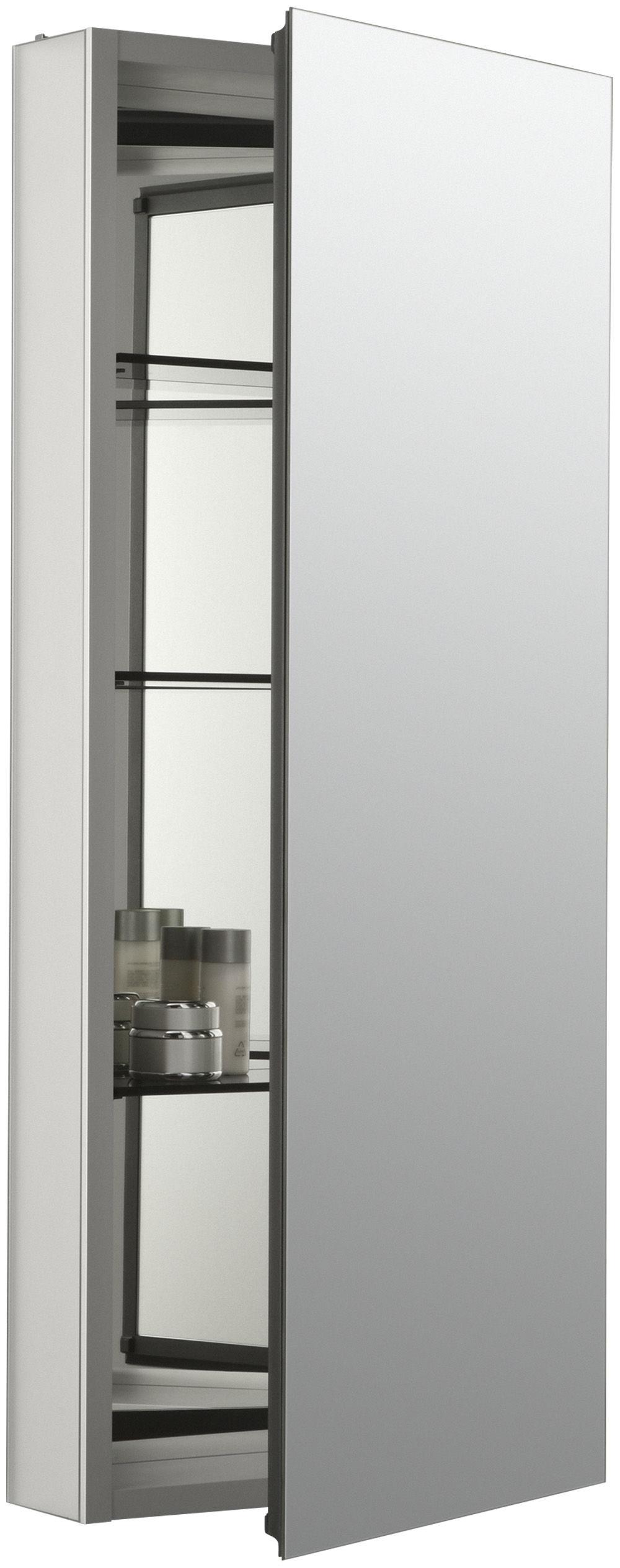 Kohler K-2913-PG-SAA Satin Anodized Aluminum Catalan 15\