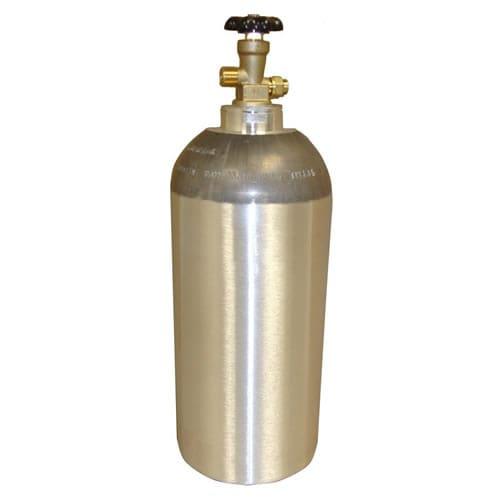Co2 Tank Luxfer CYL-5-AL-CO2 Aluminum 5 lb