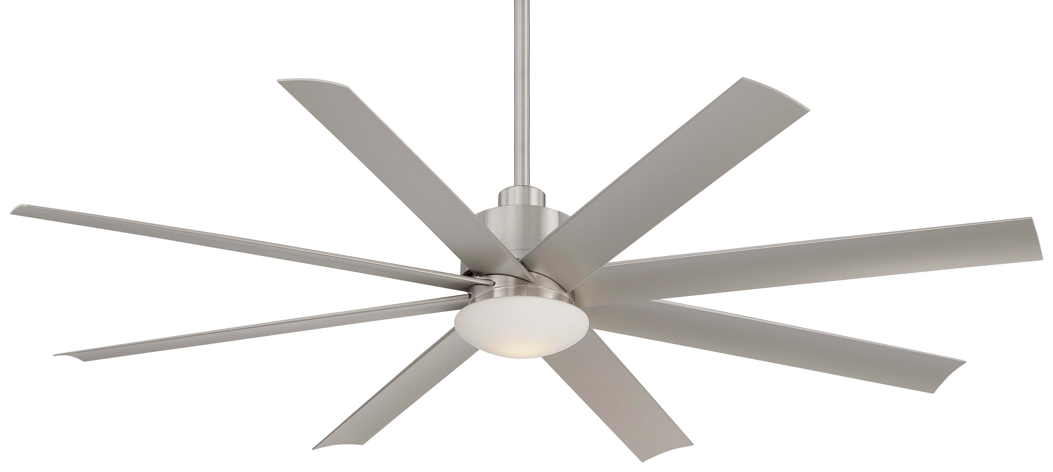 steel habitat casa ceiling lights com with brushed fan small hugger fans voicesofimani lamps