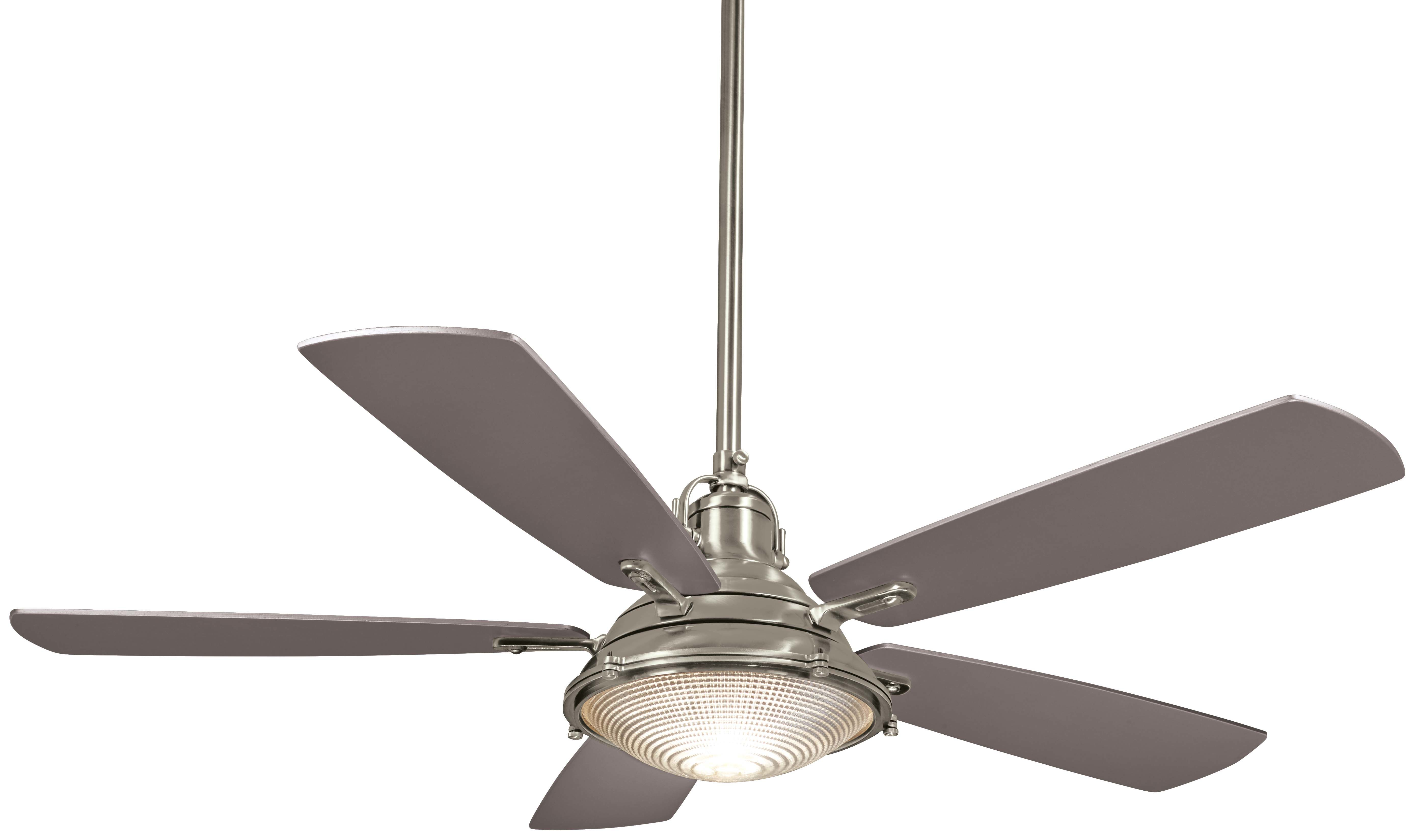 fans loading fan zoom micro ceiling nickel polished hugger
