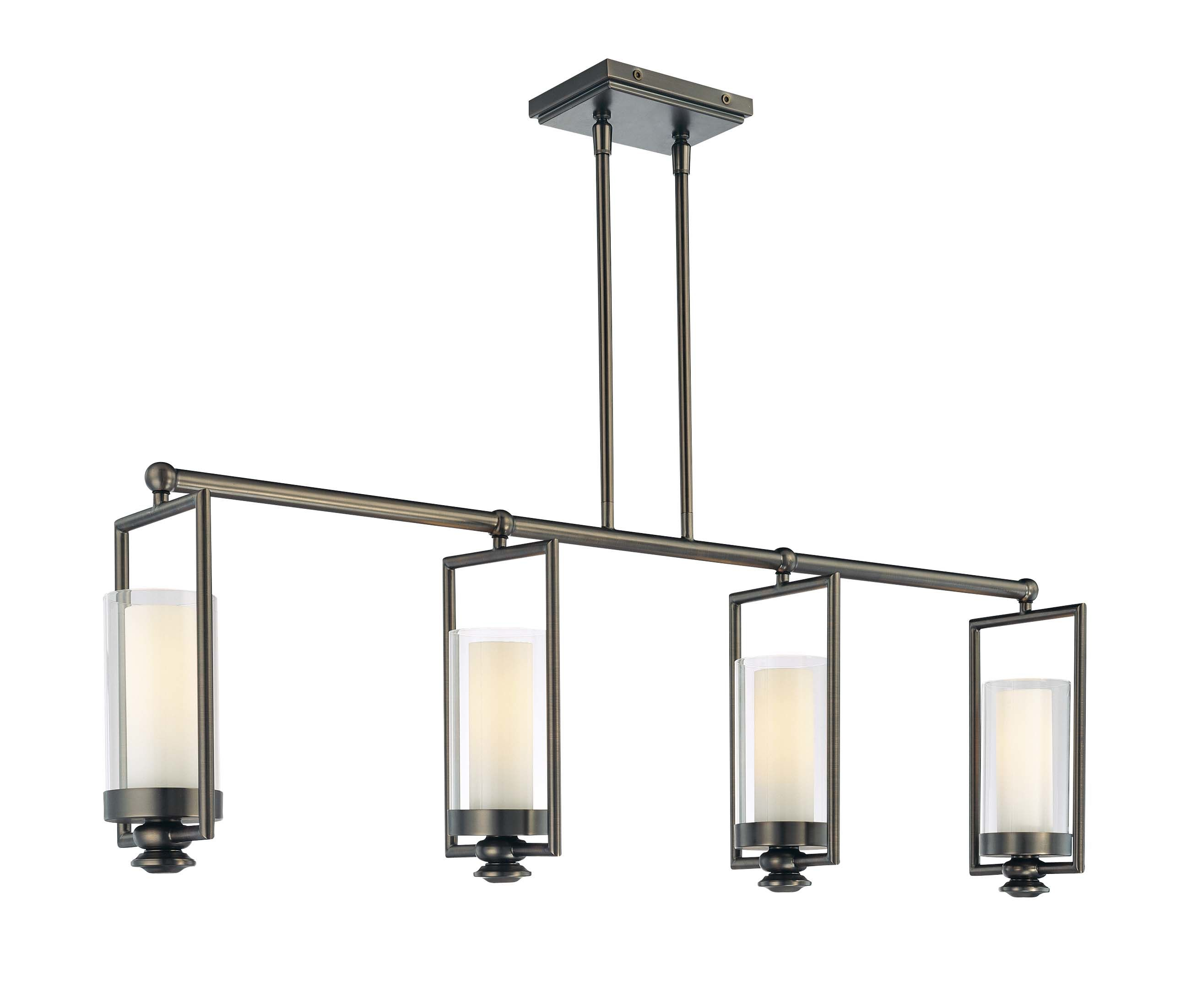 Minka lavery 4364 281 harvard ct bronze 4 light 1 tier linear chandelier from the harvard court collection faucet com