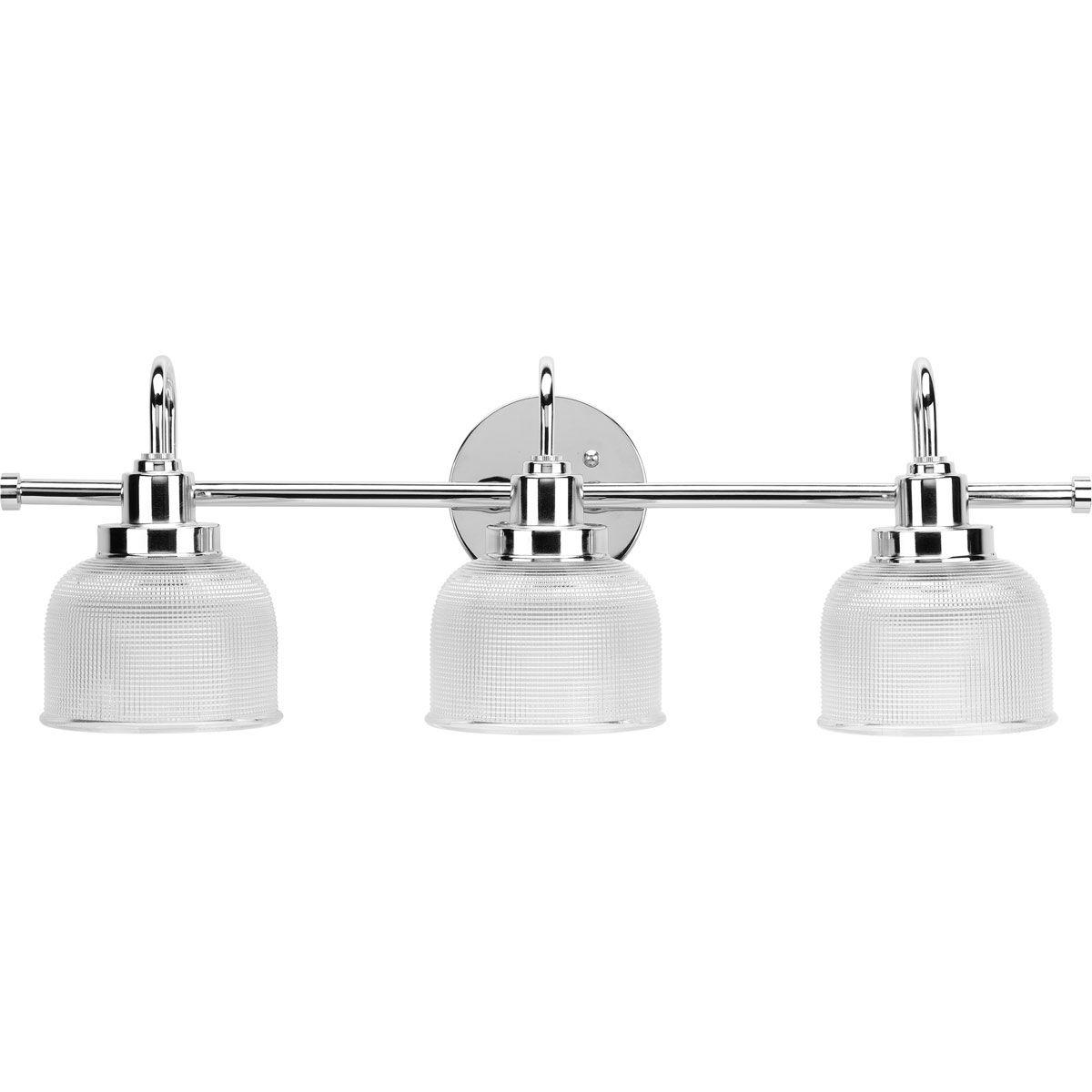 Miseno MLITBN Brushed Nickel Bella Light Bathroom Vanity - Brass bathroom vanity light fixtures