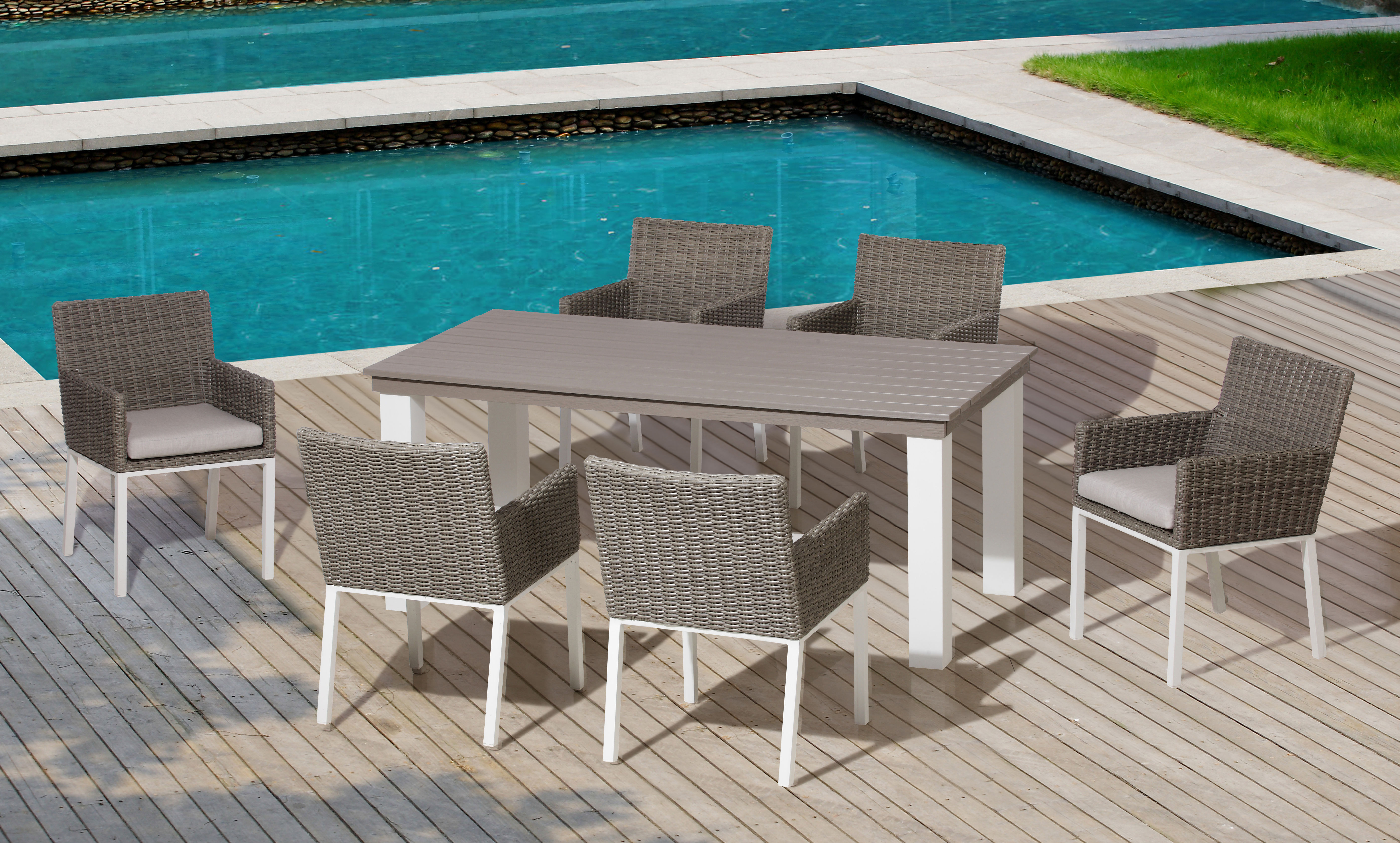 Miseno Sets Outdoor Furniture - MPF700DS