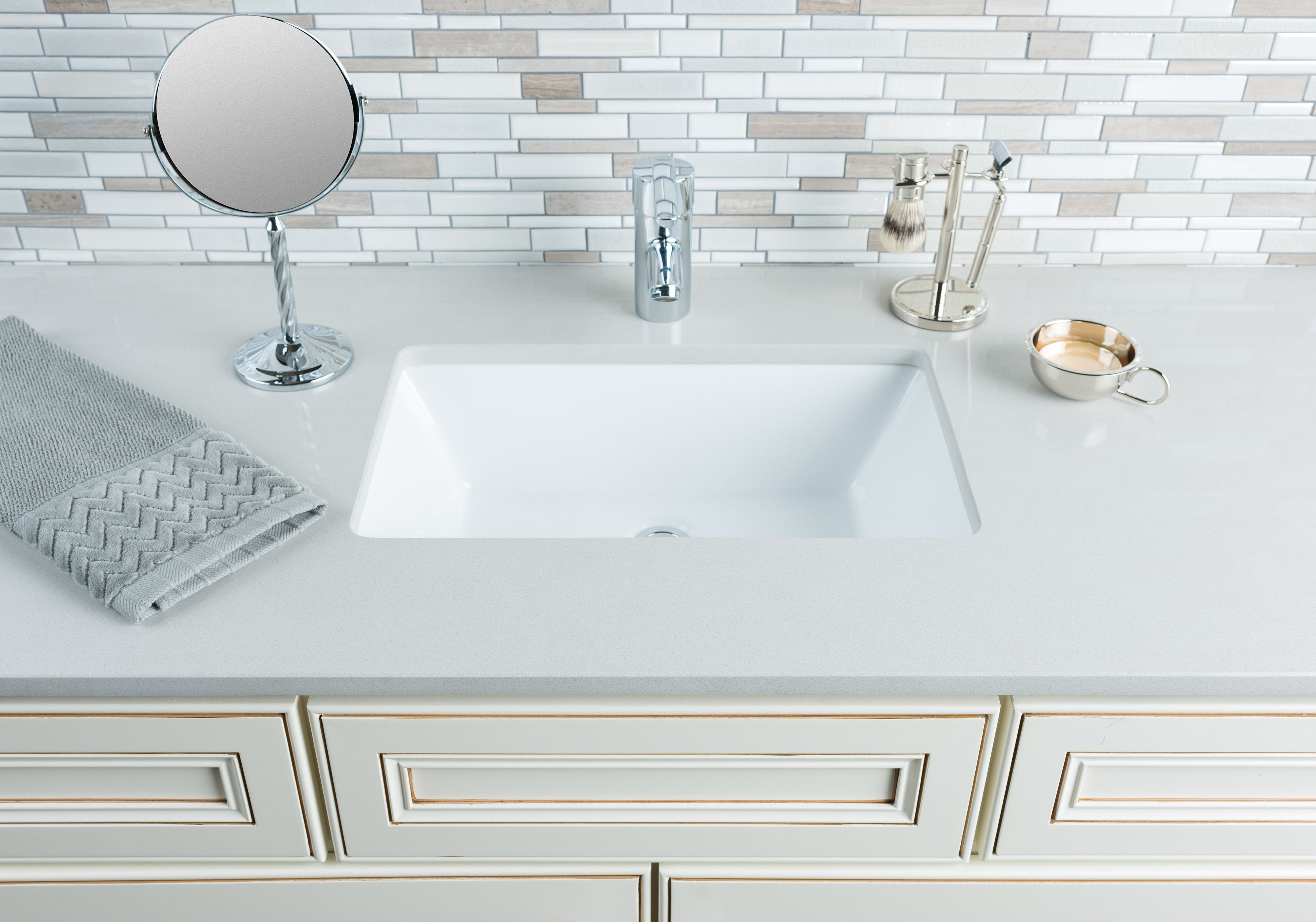 undermount bathroom sink. Modren Sink Miseno MNO2113RU White Rectangular 1812 Inside Undermount Bathroom Sink