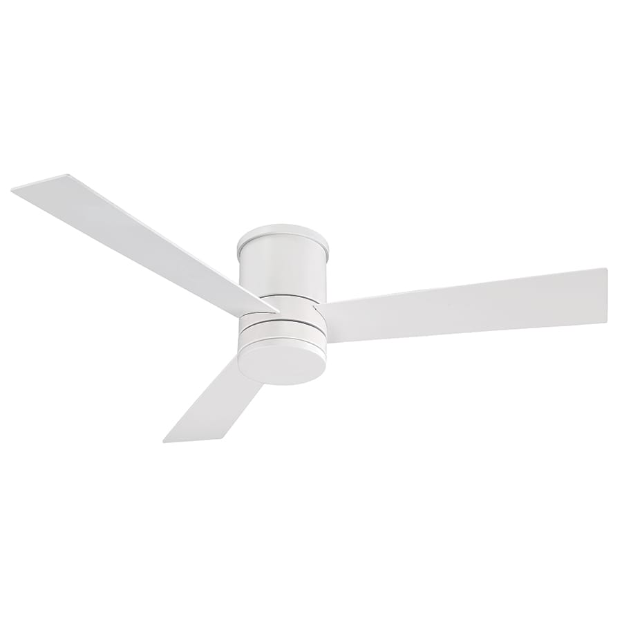 Modern Forms Fh W1803 52l Bz Bronze Axis 52 3 Blade Hugger Indoor Outdoor Smart Ceiling Fan With Led Luminary And Wall Control Lightingshowplace Com