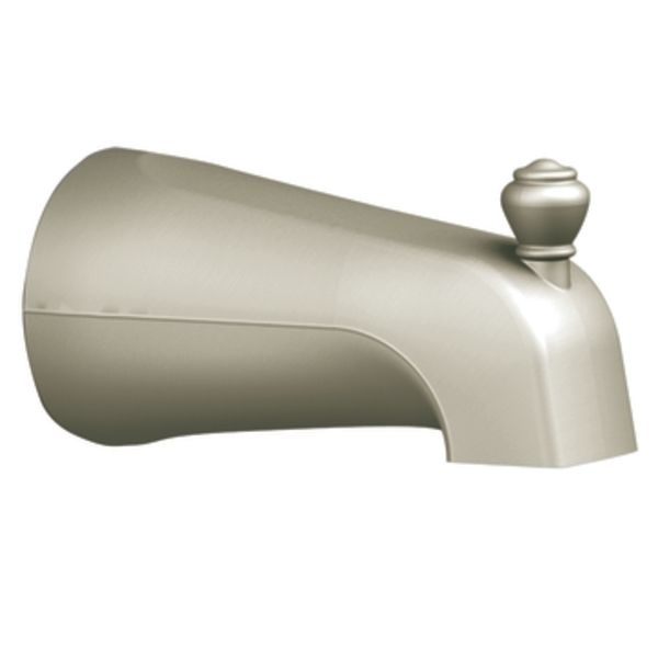 to high series spout roman arc voss two click enlarge chrome handle moen faucet tub