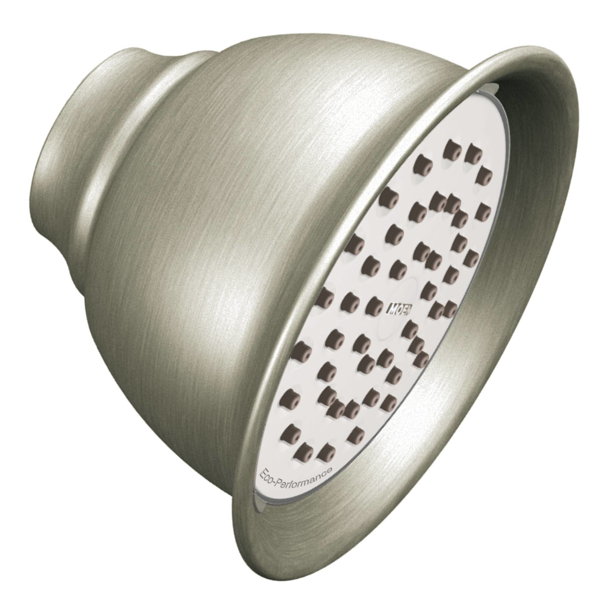 Moen 602SEPBN Brushed Nickel Pressure Balanced Shower System with ...