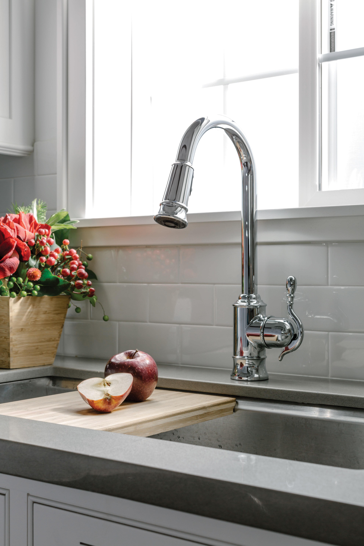 Moen Woodmere Kitchen Faucet