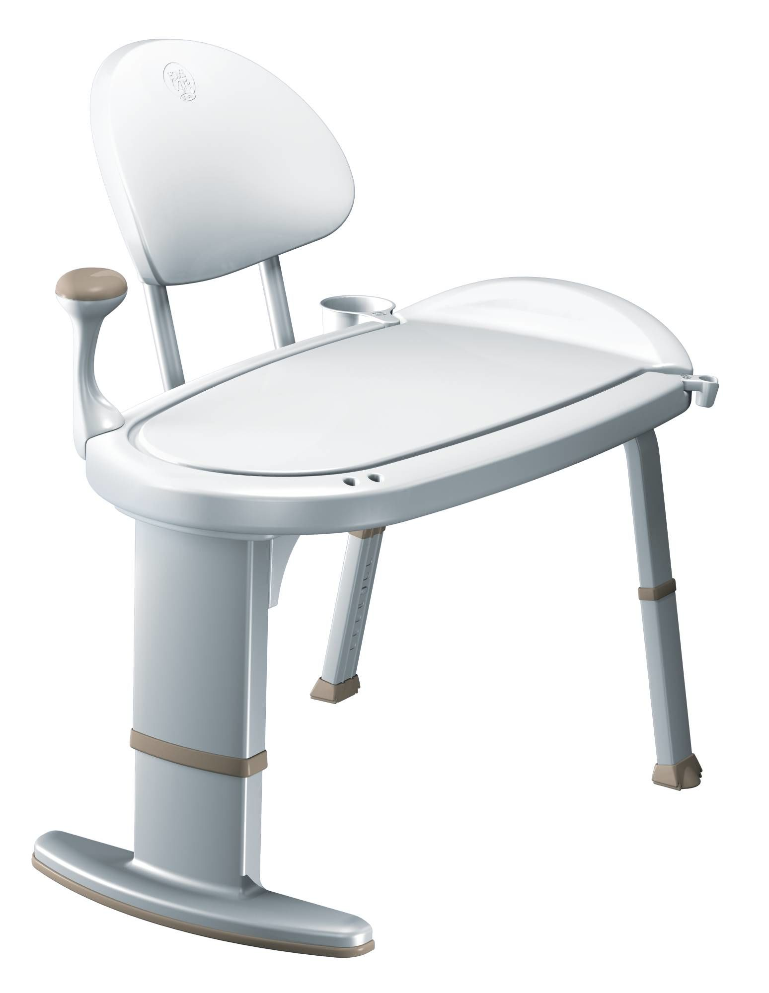 Lovely Moen CSIDN7105 Glacier Adjustable Transfer Bench From The Home Care  Collection   FaucetDirect.com