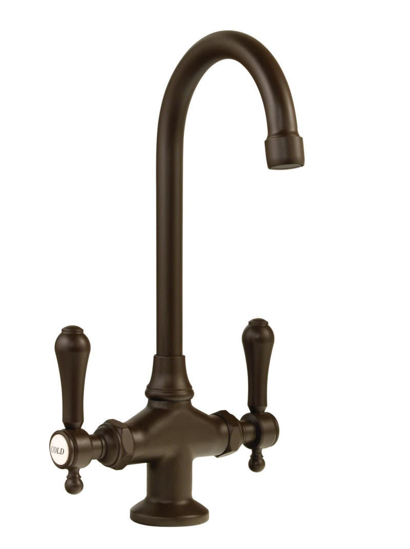 aged antique single newport handle com spray jacobean brass kitchen faucet side with