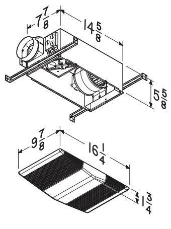 Nutone Bathroom Fans Wiring Diagram