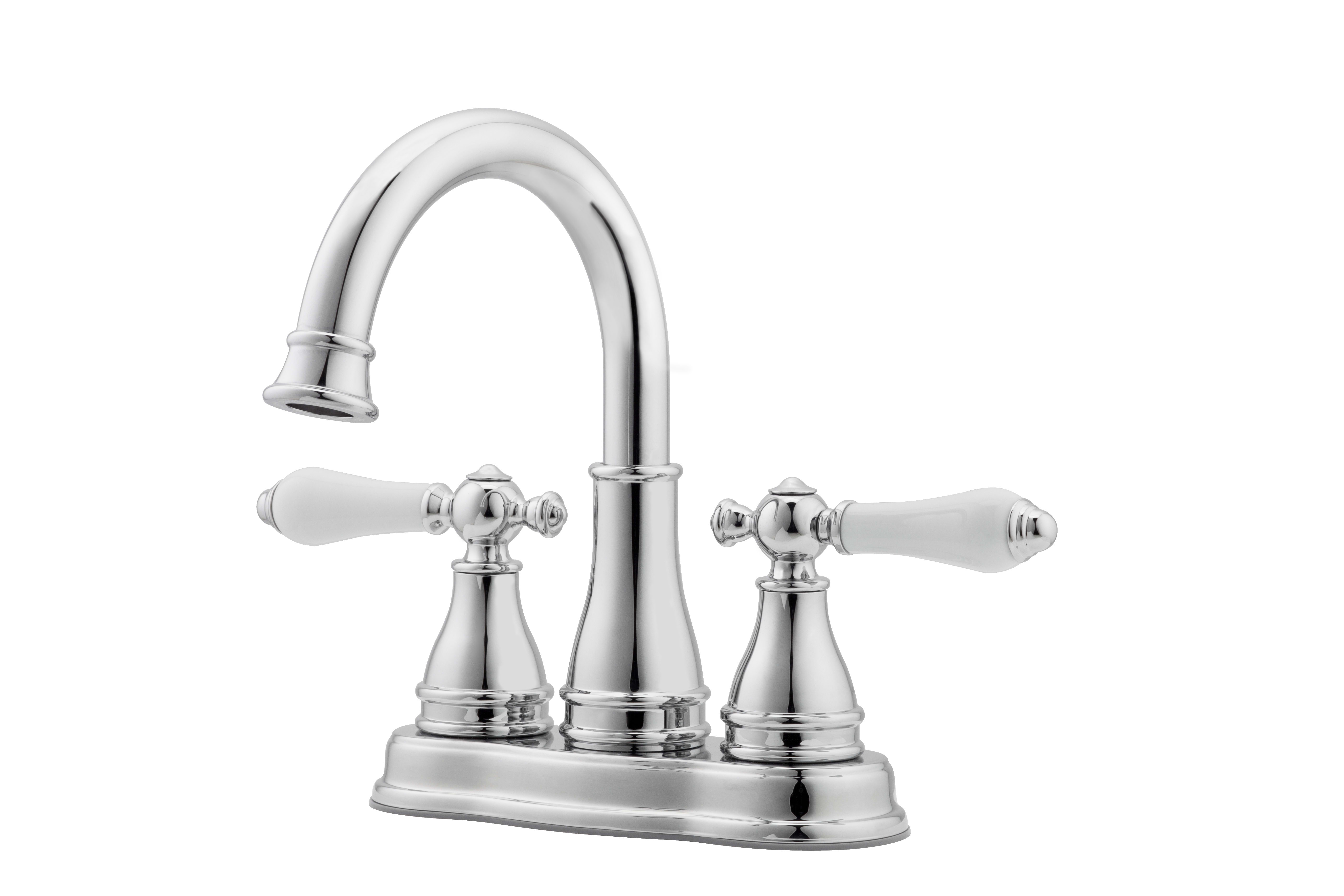 Pfister Lf Wl2 45pc Polished Chrome Sonterra 12 Gpm Centerset Price Parts Diagram Faucets Reviews Bathroom Faucet Includes Pop Up Drain Assembly