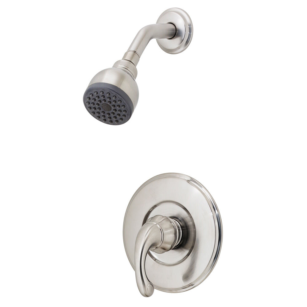Pfister 808-5DK0 Brushed Nickel Treviso Single Handle Shower Trim ...