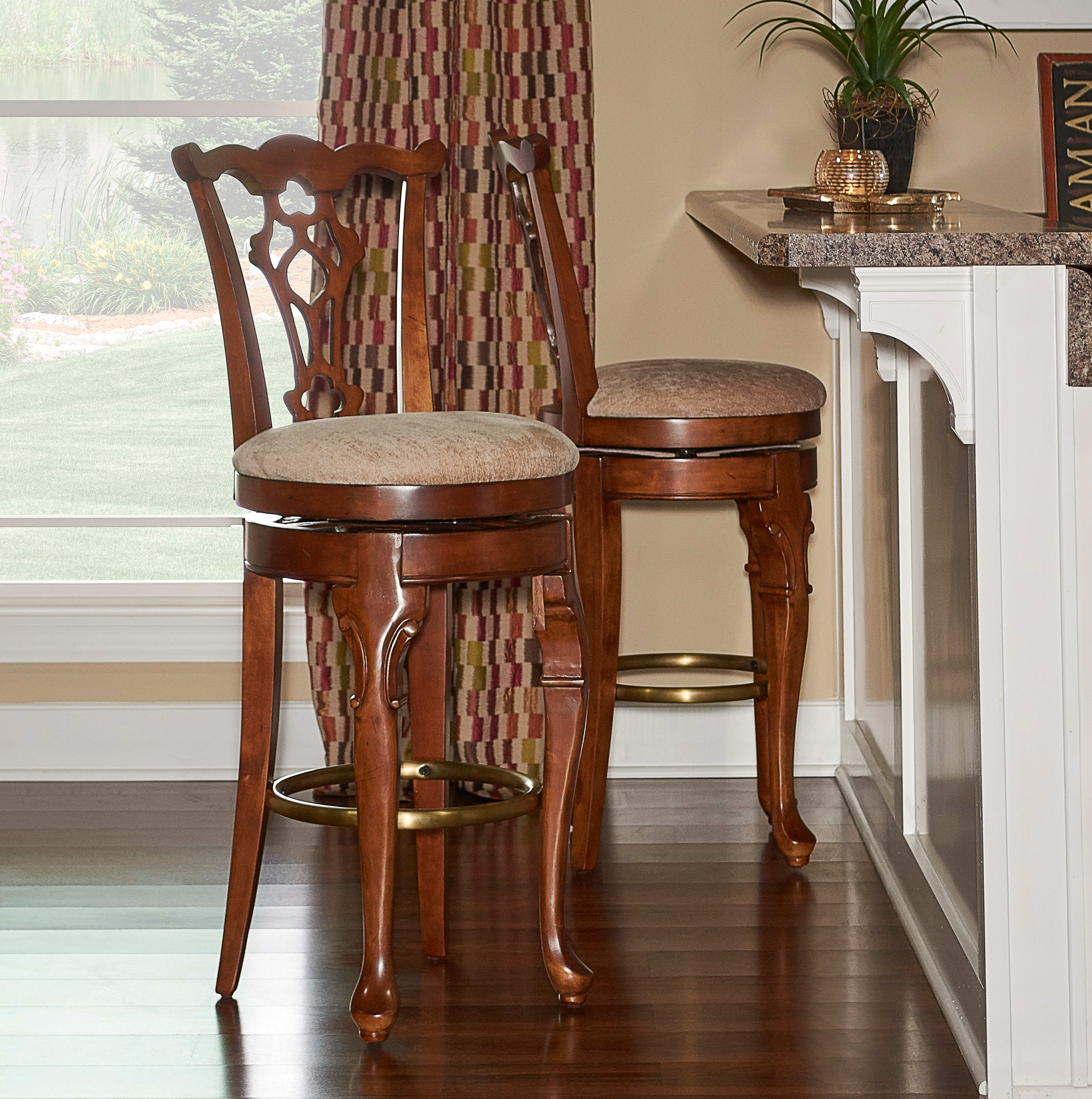 Powell Home Fashions Stools Indoor Furniture 987 729
