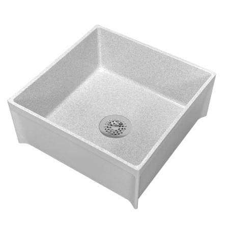 Proflo Pfz199636 N A 36 X 24 10 Mop Basin With Drain Faucetdirect