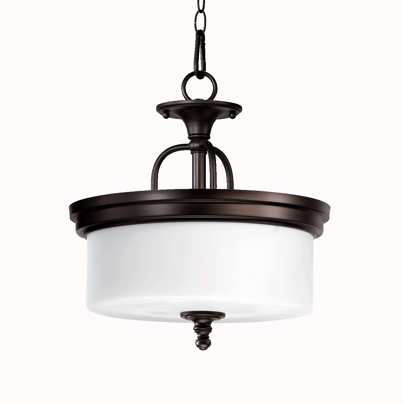 Quorum international 2890 14 86 3 light down lighting convertible ceiling fixture