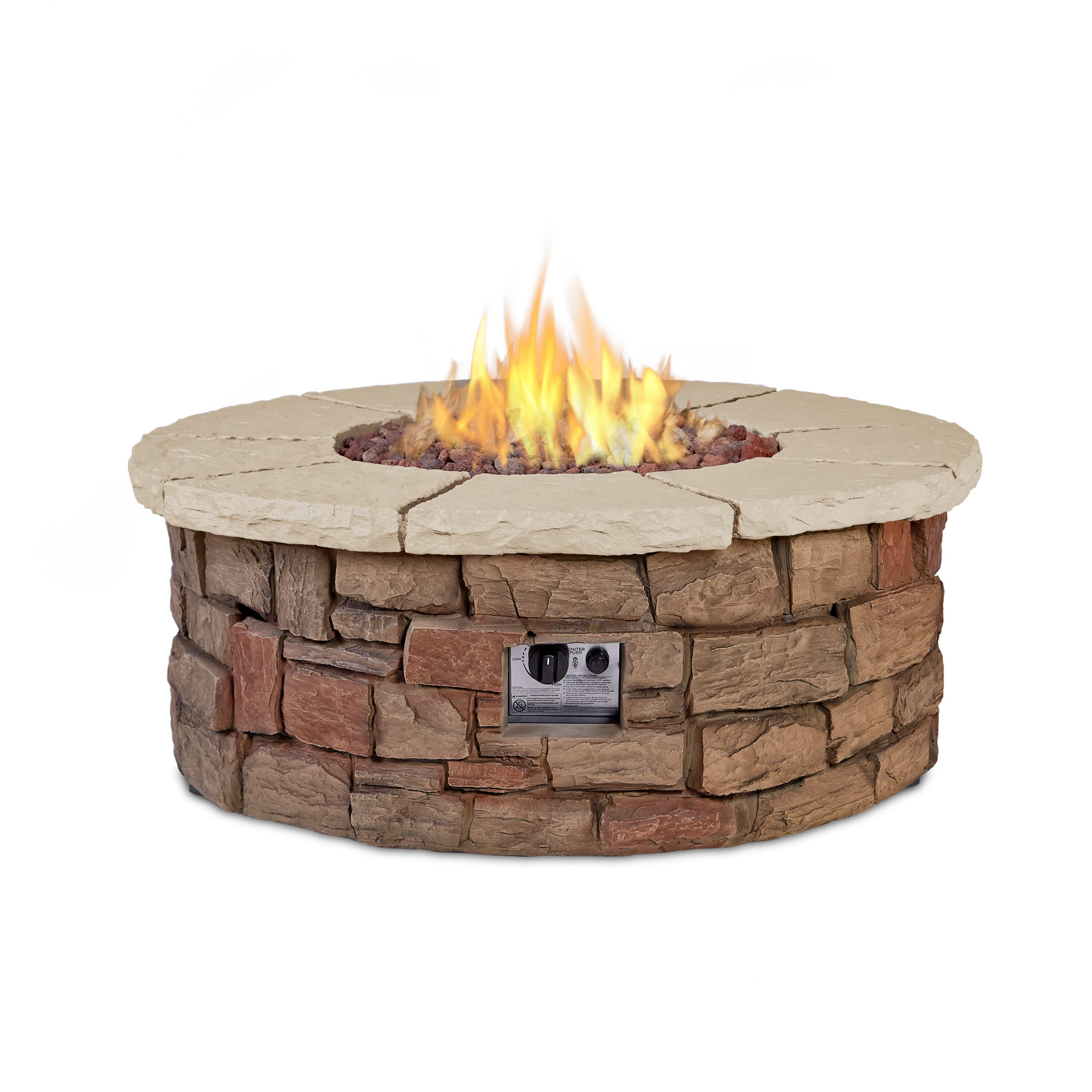 Real Flame Firepits Outdoor Living C11810lp
