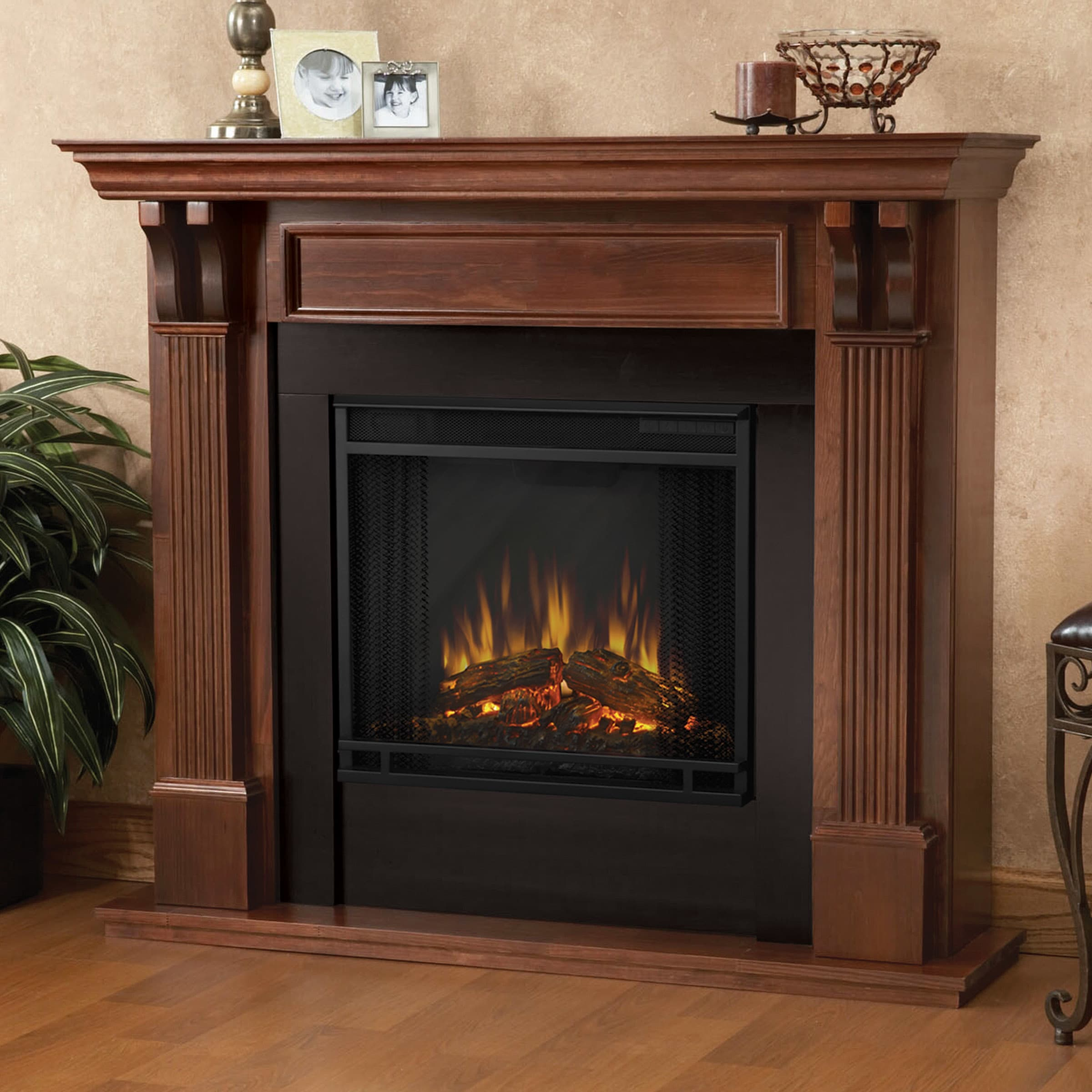 Real Flame Ashley Electric Fireplace - 7100E