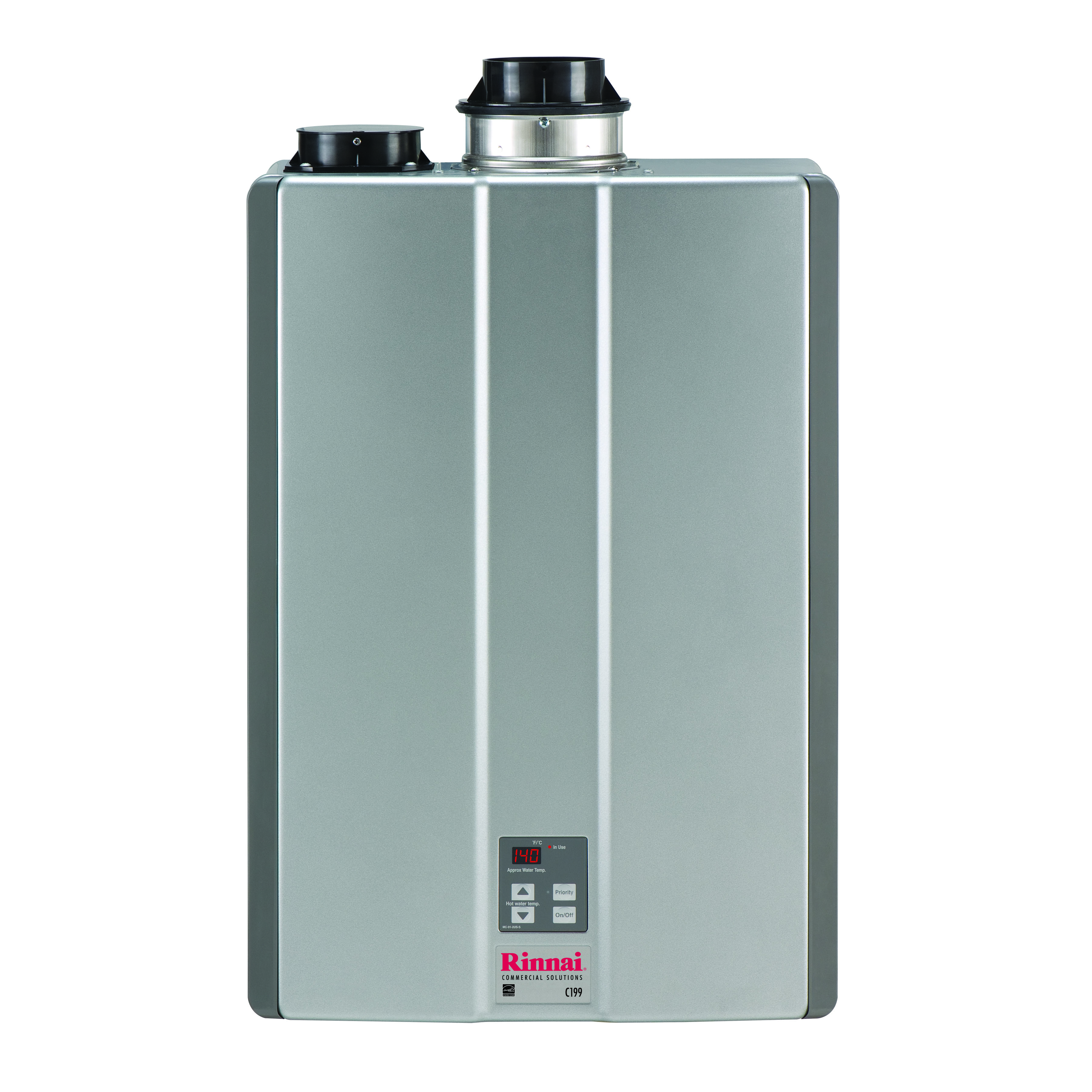 Rinnai Tankless Commercial Water Heaters - C199IN