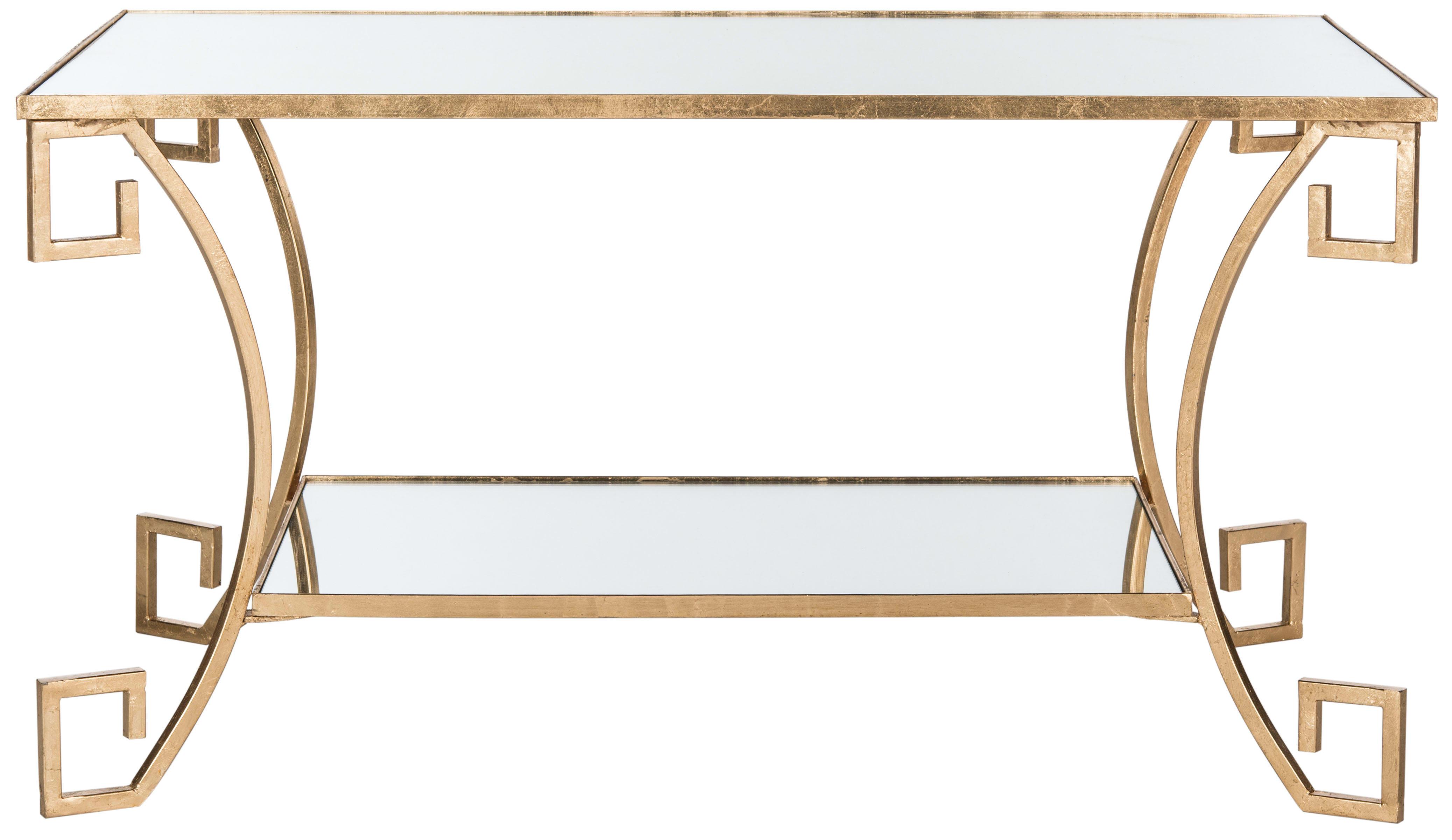 Safavieh Gold Coffee Table Coffee Tables Ideas