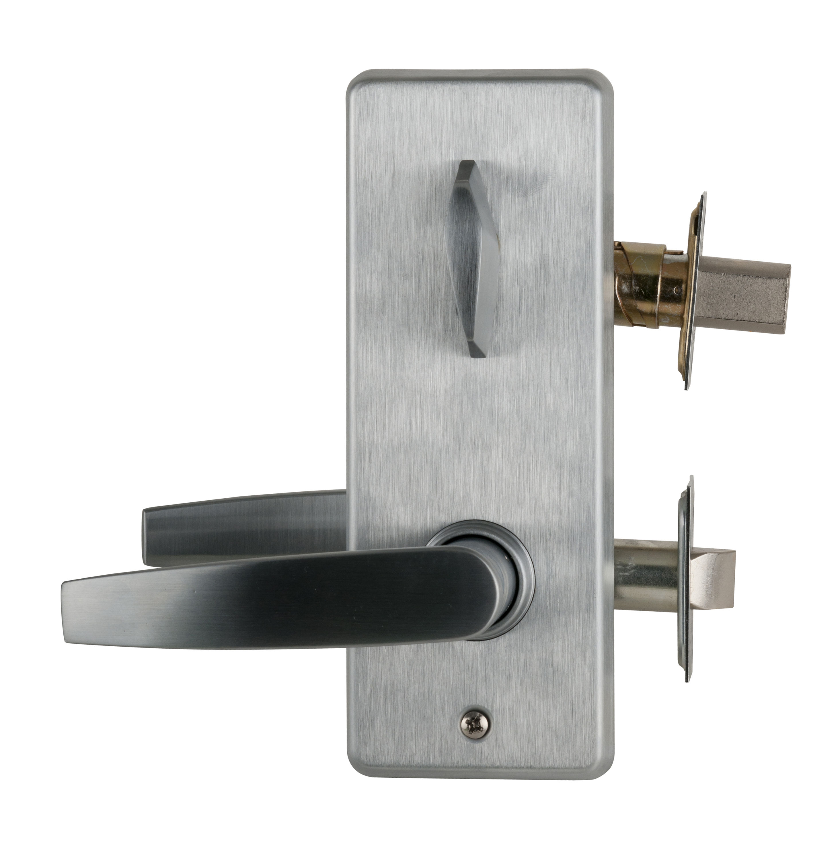 schlage commercial locks. Schlage S210JUP613 Oil Rubbed Bronze S200-Series Commercial Tubular Interconnected Single Locking Entrance Jupiter Lever Set And Deadbolt With 6-Pin Locks T