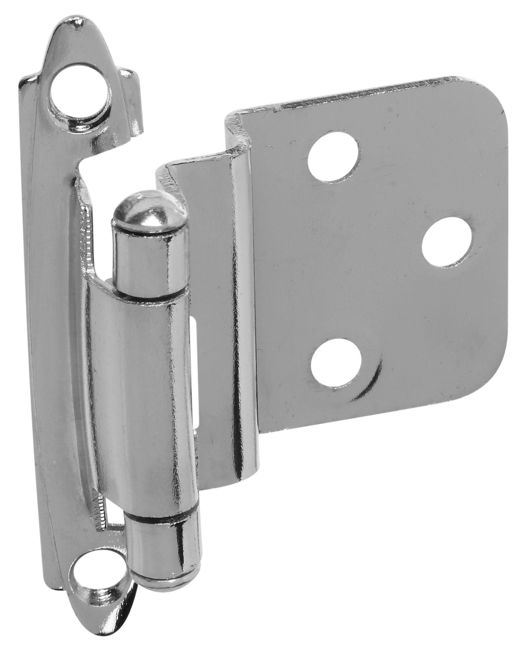 Stanley Home Designs BB8195SN Satin Nickel 2.75 Inch Self-Closing ...