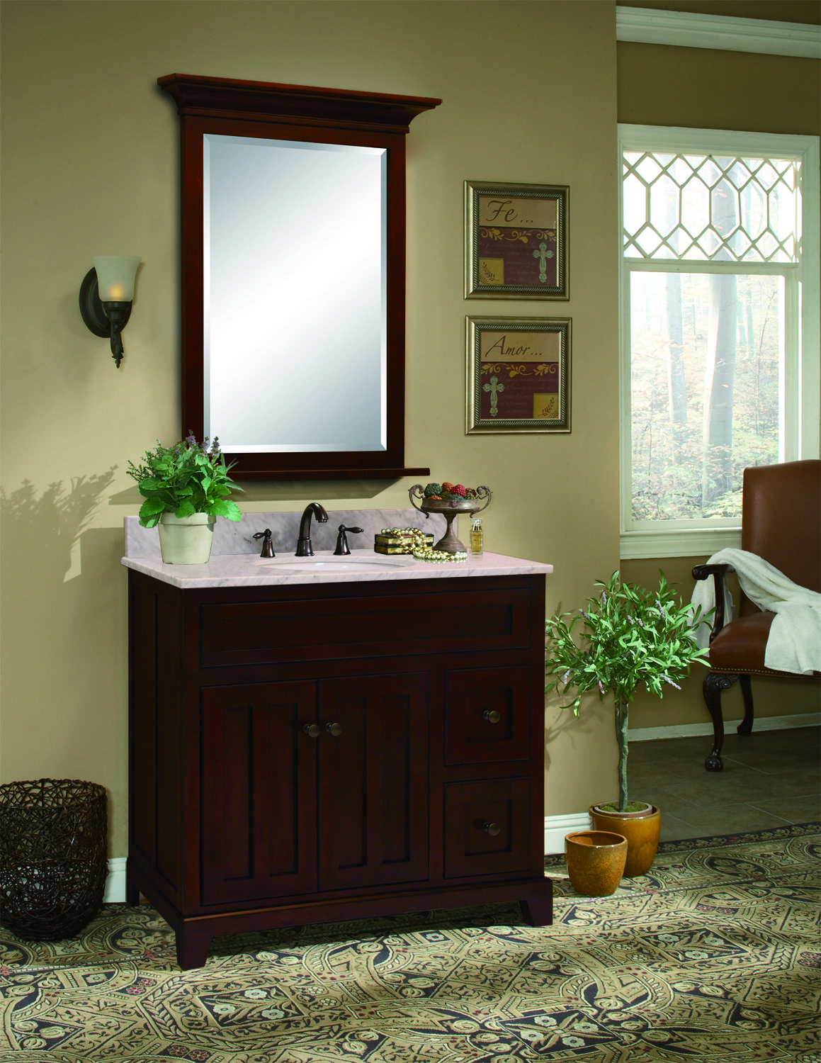 Sunnywood Kitchen Cabinets Sunny Wood Gh4821d Grand Haven Grand Haven 48 Maple Wood Vanity