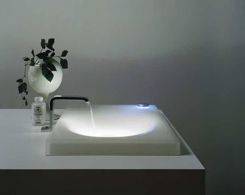 Toto TLSECP Chrome Neorest II Electronic Bathroom Vessel Faucet - Toto bathroom fixtures