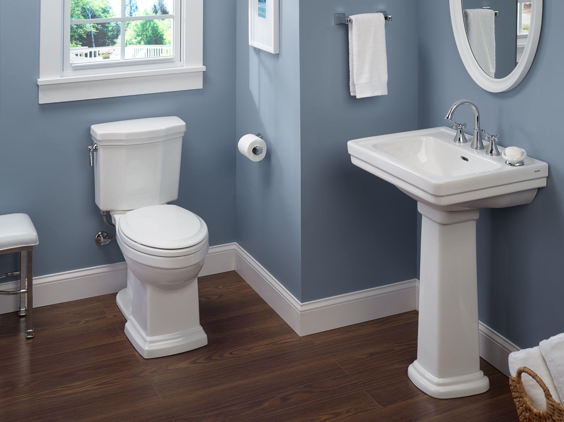 Toto Promenade Toilet Review | Zef Jam