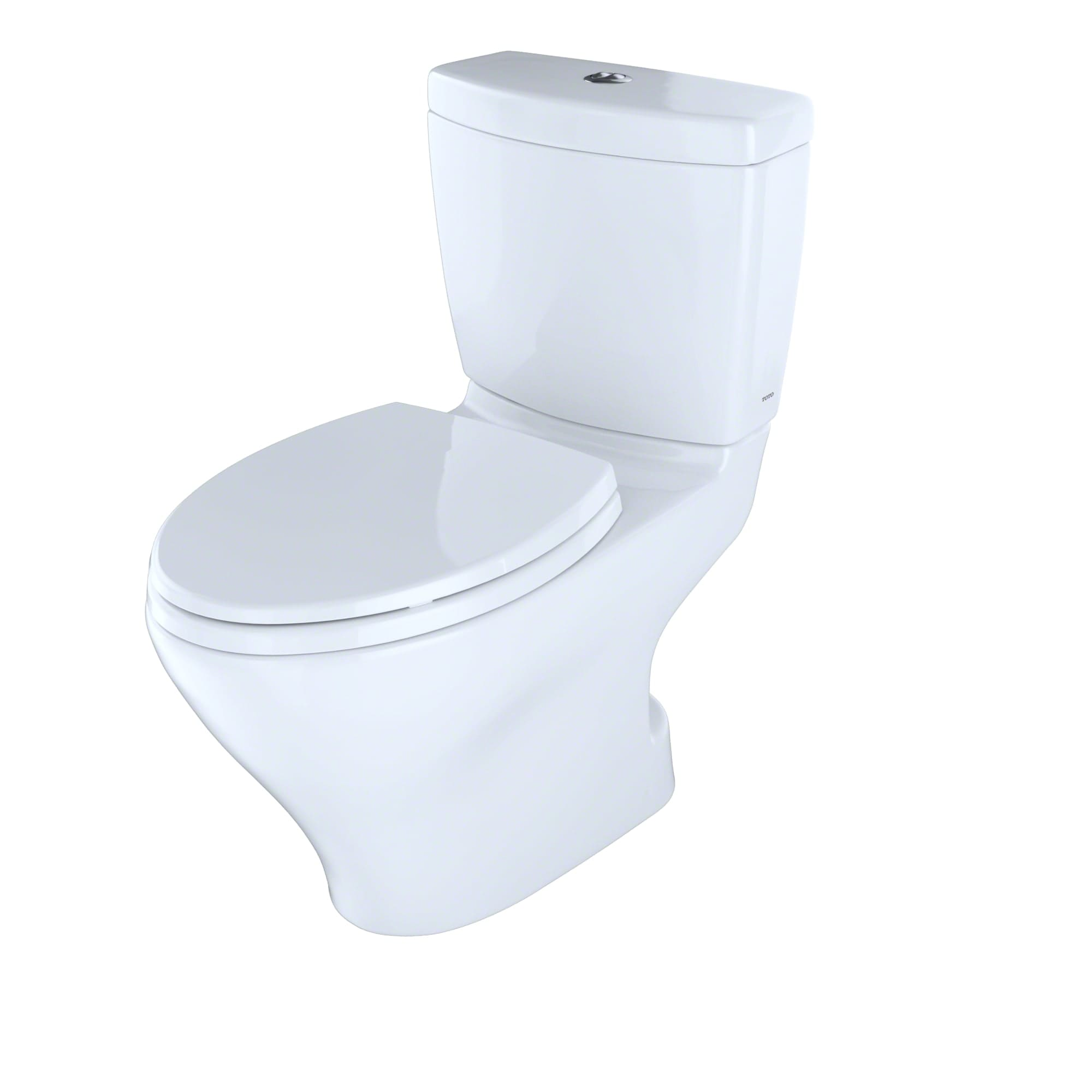 Toto CST416M#12 Sedona Beige Aquia II Two Piece Elongated Dual Flush ...