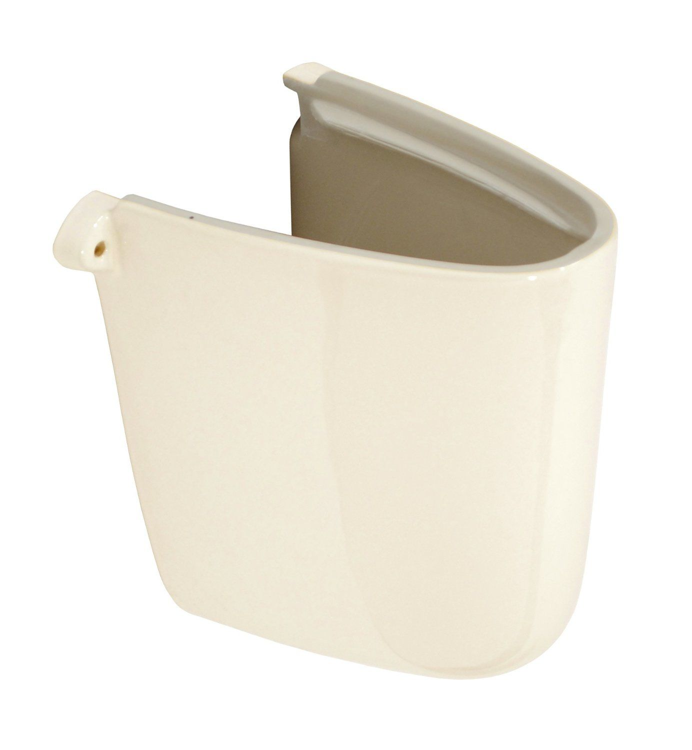 TOTO LPT241.8G-11 Supreme Lavatory and Pedestal with 8-Inch Centers Colonial White
