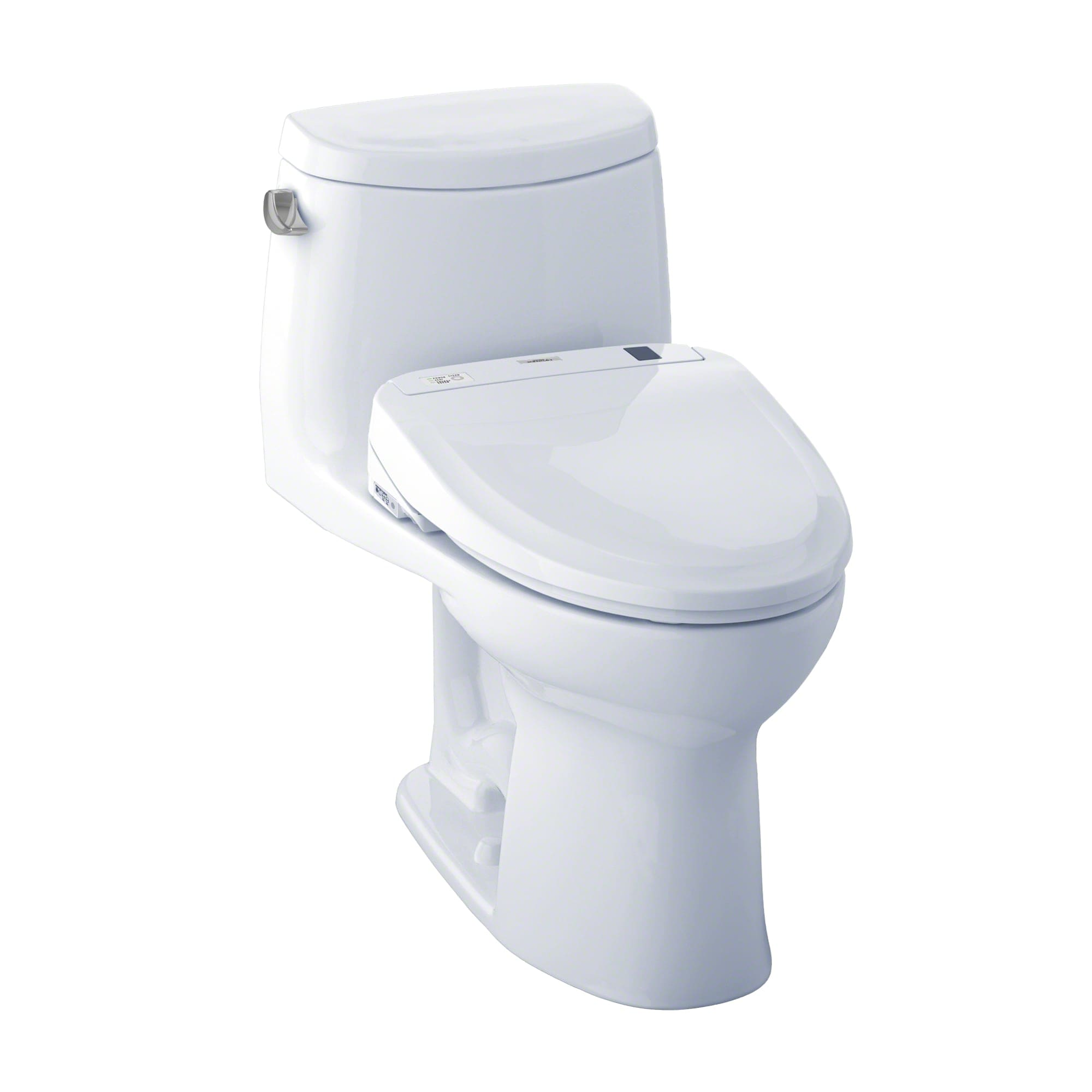Toto MW604574CEFG#01 White UltraMax II Connect+™ 1.28 GPF One-Piece ...