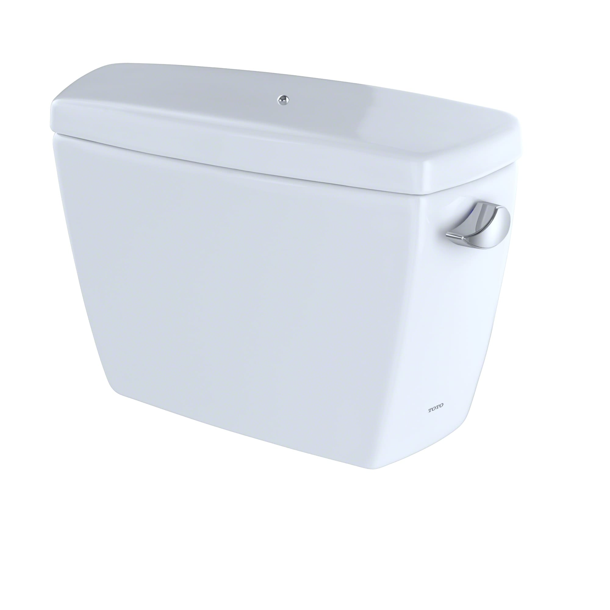 Toto ST743ERB#01 Cotton Toilet Tank Only with Right Hand Trip Lever ...