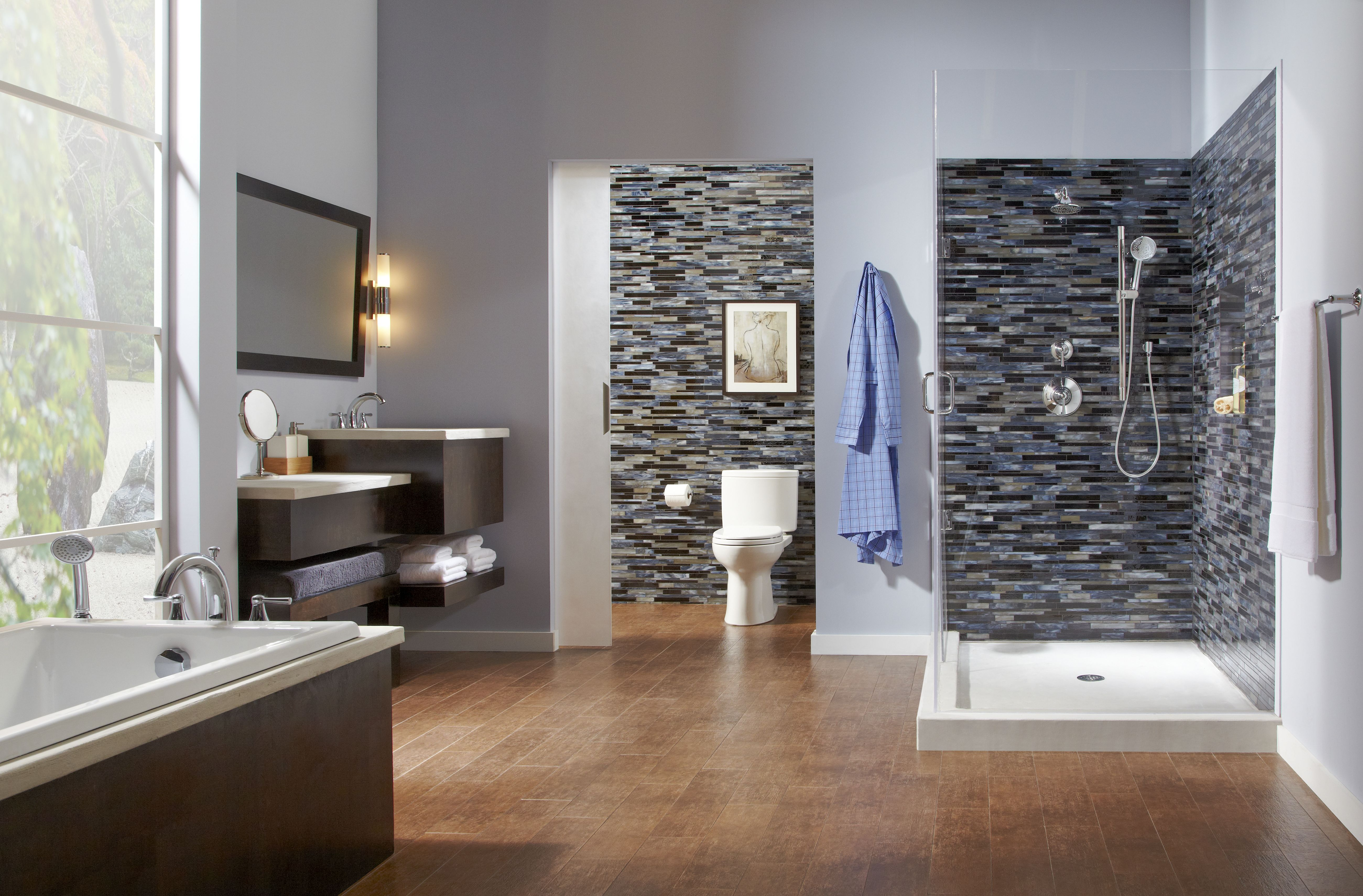 Toto TL210DD#CP Polished Chrome Silas Double Handle Widespread ...