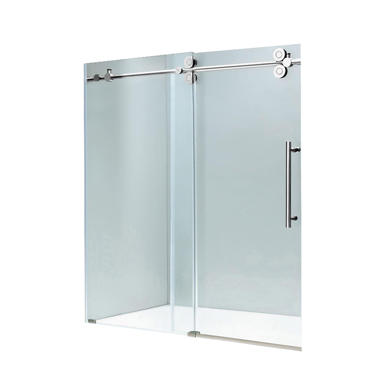 Vigo vg60416074 shower door build vtopaller Gallery