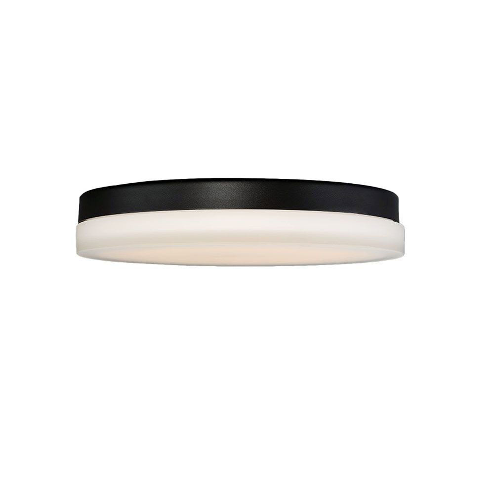 Wac lighting fm 4115 30 bz bronze 3000k slice convertible single wac lighting fm 4115 30 bz bronze 3000k slice convertible single light 14 wide integrated led outdoor flush mount drum ceiling fixture wall sconce arubaitofo Image collections