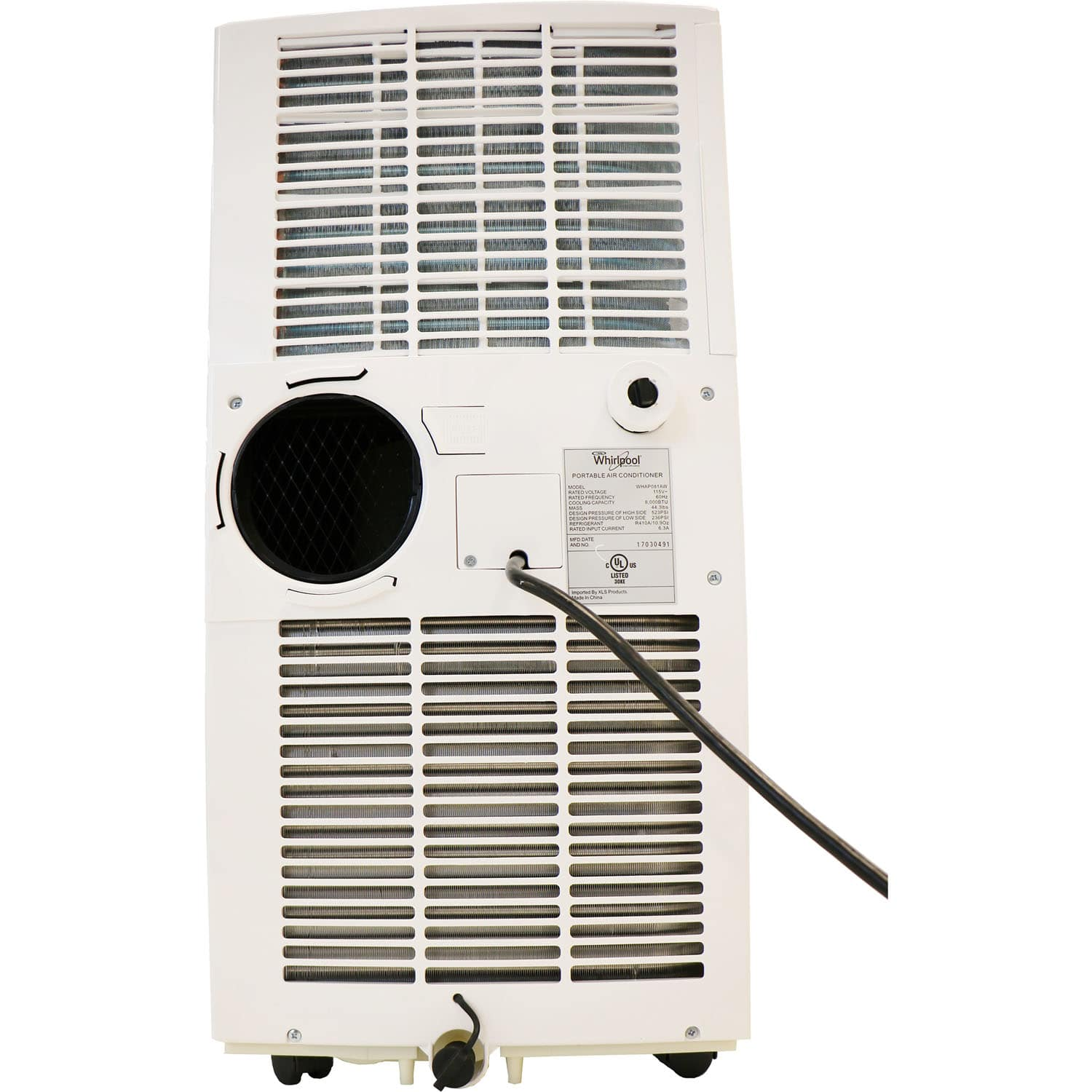 Whirlpool Portable Air Conditioners - WHAP081AW