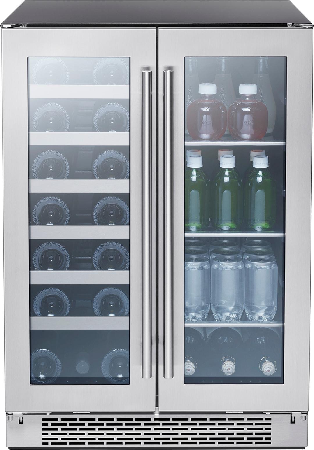 Zephyr Wine And Beverage Coolers Beverage Appliances Prwb24c32bg
