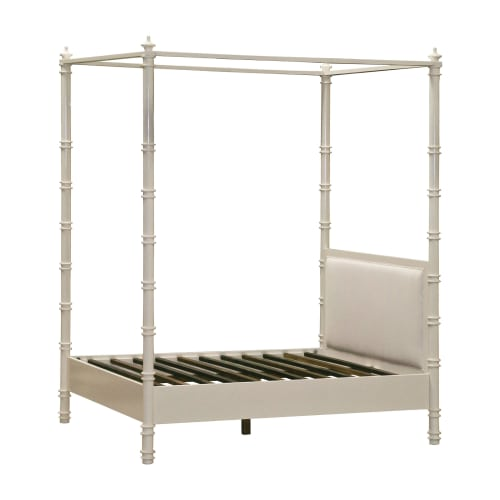 Dimond Home 7011 1525 Forest Queen Wood Canopy Bed Frame With