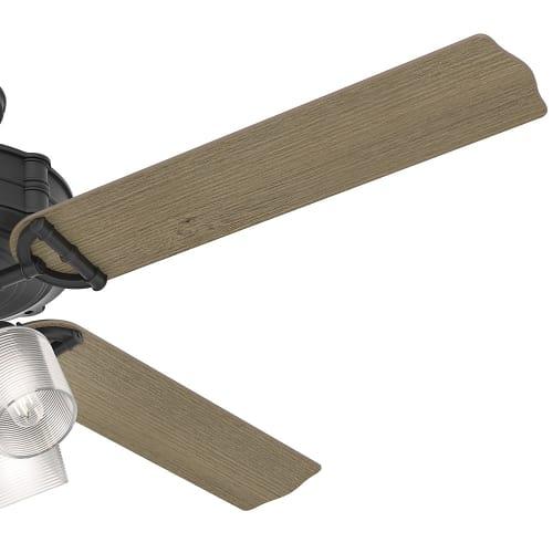 Hunter 54179 Brunswick 60 Quot 4 Blade Integrated Led Ceiling Fan With Light Kit 49694541796 Ebay